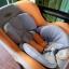 คาร์ซีทมือสอง Leaman สีส้ม-เทา รหัสสินค้า CS0039 thumbnail 8