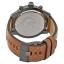 นาฬิกาผู้ชาย Diesel รุ่น DZ4438, Padlock Silver Chronograph thumbnail 3
