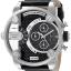 นาฬิกาผู้ชาย Diesel รุ่น DZ7256, Little Daddy Chronograph Dual Time Black Dial Men's Watch thumbnail 1