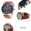 นาฬิกาผู้ชาย Diesel รุ่น DZ4296, Overflow Chroonograph Black Dial Brown Leather thumbnail 2