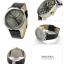 นาฬิกาผู้ชาย Diesel รุ่น DZ1739, Machinus Gray Dial Black Leather Men's Watch thumbnail 2