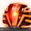 หมวกจักรยาน Z1 / Flash Orange + LED thumbnail 12
