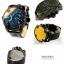 นาฬิกาผู้ชาย Diesel รุ่น DZ7334, Little Daddy Chronograph Black Leather Men's Watch thumbnail 2