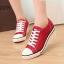 รองเท้าผ้าใบส้นสูงแฟชั่นเกาหลี thumbnail 3