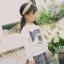 YY20-เสื้อ+กระโปรง 5 ตัว/แพค ไซส์ 100-140 thumbnail 3