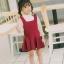 YY26-เสื้อ+เอี้ยม 5 ตัว/แพค ไซส์ 100-140 thumbnail 8