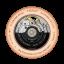 นาฬิกาผู้ชาย Tissot รุ่น T0639073606800, TRADITION POWERMATIC 80 OPEN HEART thumbnail 4