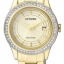 นาฬิกาผู้หญิง Citizen รุ่น FE1122-88P, Eco-Drive Swarovski Crystal thumbnail 1