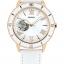 นาฬิกาผู้หญิง Orient รุ่น FDB0B001W0, Semi Skeleton Open Heart Automatic thumbnail 2