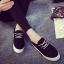 รองเท้าผ้าใบพื้นหนา3-5 cm มีเชือกผูก thumbnail 2