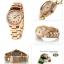 นาฬิกาผู้หญิง Fossil รุ่น AM4508, Serena Crystals Rose Gold-Tone Stainless Women's Watch thumbnail 2