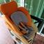 คาร์ซีทมือสอง Aprica ส้ม-ครีม รหัสสินค้า CS0015 thumbnail 9