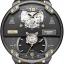 นาฬิกาผู้ชาย Diesel รุ่น DZ7365, Grand Daddy Automatic Gunmetal Dial Brown Leather Men's Watch thumbnail 1