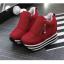 รองเท้าผ้าใบพื้นหนาสูง thumbnail 1