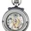 นาฬิกาพกพา Charles-Hubert รุ่น 3869S, Mechanical Silver Tone thumbnail 2