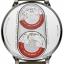 นาฬิกาผู้ชาย Diesel รุ่น DZ7365, Grand Daddy Automatic Gunmetal Dial Brown Leather Men's Watch thumbnail 3