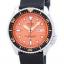 นาฬิกาผู้ชาย Seiko รุ่น SKX011J1-LS8, Automatic Diver's Ratio Black Leather 200M thumbnail 1