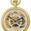 นาฬิกาพกพา Charles-Hubert รุ่น 3816, Mechanical Dual Time Sun-Moon thumbnail 1