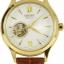 นาฬิกาข้อมือผู้หญิง Orient รุ่น SDB0A003W0, Open Heart Semi Skeleton Automatic thumbnail 1