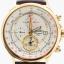 นาฬิกาผู้ชาย Orient รุ่น FTD0T001N0, Tachymeter Alarm Quartz Leather Strap Men's Watch thumbnail 2