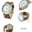 นาฬิกาผู้ชาย Diesel รุ่น DZ1715, Rollcage Exposed Brown Leather thumbnail 4