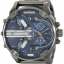 นาฬิกาผู้ชาย Diesel รุ่น DZ7331, Mr. Daddy 2.0 Blue Dial Black Ion-Plated thumbnail 1