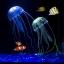 แมงกระพรุนซิโคลน สีฟ้า(ขนาดเล็ก สีสดใสไม่เรืองแสง) thumbnail 2