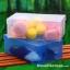 กล่องพลาสติกใส ใส่รองเท้า แบบพับได้ น้ำหนักเบา thumbnail 9