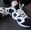 รองเท้าผ้าใบทรงกีฬาพื้นหนาสไตล์ยุโรป thumbnail 2
