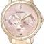 นาฬิกาผู้หญิง Citizen Eco-Drive รุ่น FD2033-52W, Swarovski Crystal Multi Dial Elegant thumbnail 1