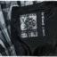 เดรสยาว เสื้อกำมะหยี่ สีดำ ซิปหลัง แขนเสื้อ และกระโปรง ลายตาราง thumbnail 4