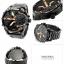 นาฬิกาผู้ชาย Diesel รุ่น DZ7312, Mr. Daddy 2.0 Oversized Chronograph Black Dial thumbnail 2