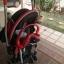 รถเข็นเด็กมือสอง Aprica สีแดงสด รหัสสินค้า :C0005 thumbnail 17