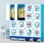 ตู้เก็บของ ตู้เสื้อผ้าเด็ก DIY ลายโดราเอม่อน Doraemon thumbnail 1
