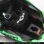 Wasp Air Tri Matte Black Camo Flash Green thumbnail 6