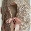 Sold เดรสยาว คอวี แขนล้ำ เข้าเอว ซิปข้าง สีชมพู เสื้อตกแต่งเลื่อม thumbnail 5