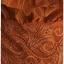 Sold เดรส ชีฟอง แขนกุด เข้าเอว ซิปหลัง แต่งลูกไม้ สีส้มอิฐ thumbnail 2