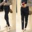 เอี๊ยมยีนส์+เสื้อแขนยาว แฟชั่นน่ารักมากค่ะ M,XL thumbnail 4