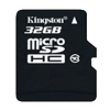 Micro SD 32GB (Class 10) Kingston