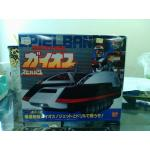 DX Popinica Bandai 1986 Spielban Wind Up Gaios X Wing Drill Die Cast
