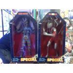 Special Soft Vinyl Figure - Ultraman & Alien Baltan