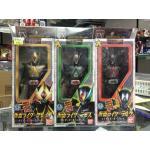 Bandai EX Soft Vinyl - Kamen Rider Glaive, Larc,& Lance (SET)