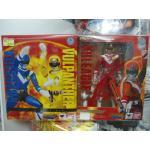 Bandai S.H. Figuarts Taiyo Sentai Sun Vulcan Vul Eagle & Vulshark+Vulpanther (Limted Edition)