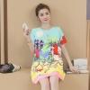 ชุดคลุมท้อง ลายการ์ตูน สีสันสดใสน่ารัก M,L,XL,XXL