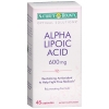 Nature's Bounty Optimal Solutions Alpha Lipoic Acid 600 mg 45 Capsules
