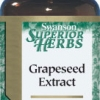Swanson Superior Herbs Grape seed Extract (Standardized) 200 mg 60 Caps