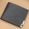 กระเป๋าสตางค์ทรงสั้น PIDENGBAO สีน้ำเงิน