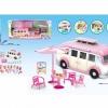 ร้านขายของรถสีชมพู