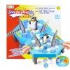 Penguin trap เกมทุบพื้นน้ำแข็ง ระวังให้ดีอย่าให้เพนกวินตกลงมา