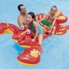 INTEX 57528 แพยางว่ายน้ำเด็กรูปกุ้งล็อบสเตอร์ สีแดง 213 x 137 cm.